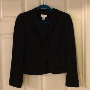 Ann Taylor Loft suit jacket Sz 2P